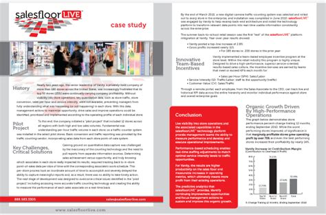 salesfloorlive study