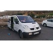 Ads  Car &amp Vans Renault Trafic Camper 2011