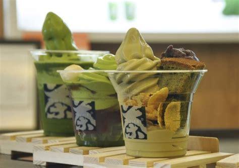 Teh Hijau Jepun 10 kedai dessert korea jepun yang korang wajib cuba wanista