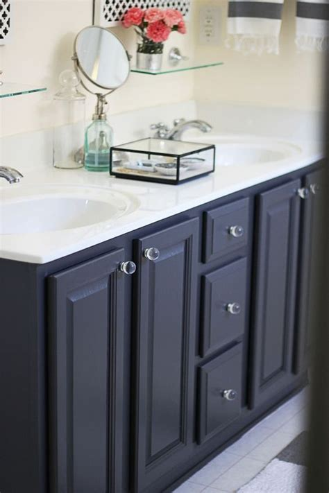 how to paint bathroom cabinets ideas great tutorial on how to paint bathroom vanity cabinets