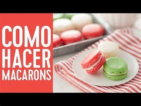 como decorar galletas con glaseado real c 243 mo hacer macarons youtube macarrons y alfajores