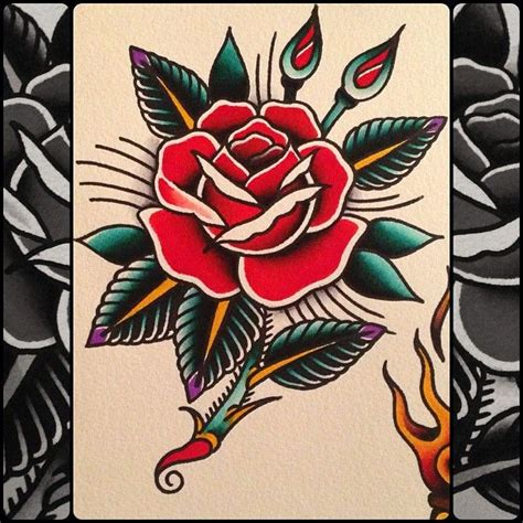 fat panda tattoo bishop auckland 61 best rose flower tattoo images on pinterest tattoo