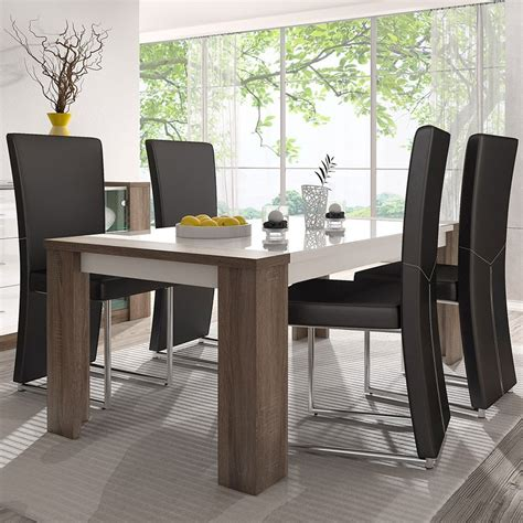 Table De Salle A Manger Moderne by Table Exotique