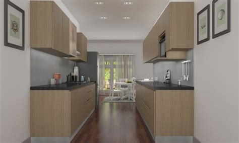Small Parallel Kitchen Design Parallel Kitchen Design Ideas Information