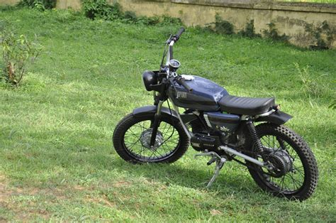 Rx100 Modified Bikes by Yamaha Rx 100 Bike Modified Images Many Hd Wallpaper