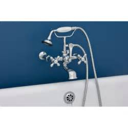 strom wall mount clawfoot tub faucet p1027c s vintage tub