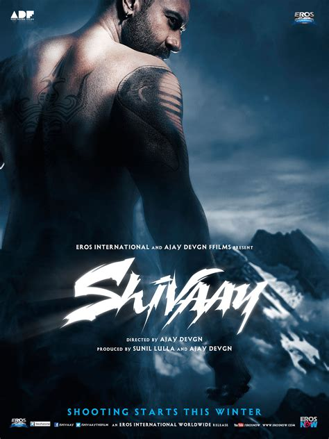 upcoming film first look ajay devgan s upcoming directed film shivaay