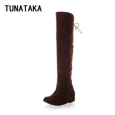 get cheap suede slouch boots aliexpress
