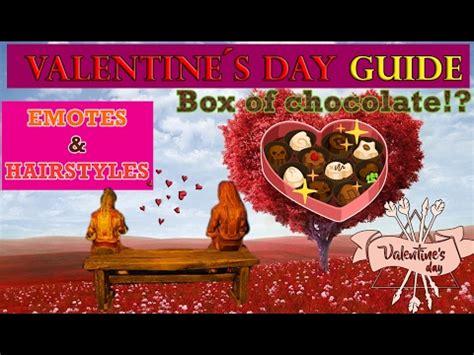 hairstyles ark unlock ark vday guide unlock new emote hairstyles box of