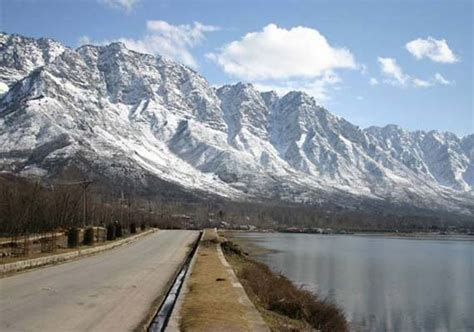 Lowest Temperature Recorded In Valley Srinagar Records Season S Lowest Temperature