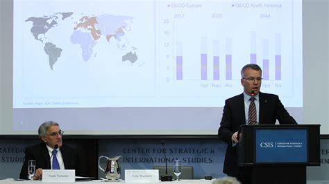 search center for strategic and international studies statoil s energy perspectives 2015 center for strategic