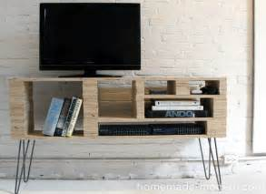 Diy Living Room Tv Stand Diy Tv Stand 10 Doable Designs Bob Vila