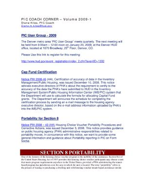 Hud Section 8 Forms Templates Fillable Printable