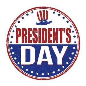 president weekend electronic protfolio presidents day