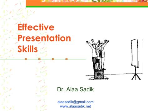 effective presentation skills books ppt on effective presentation skills learning