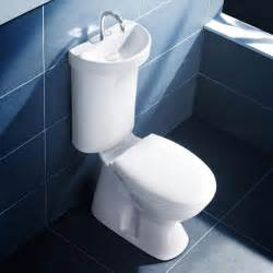 profile 5 toilet suite with integrated hand basin designrulz