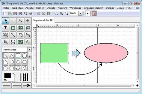 figure drawing software a tool for drawing figures and diagrams for thesis