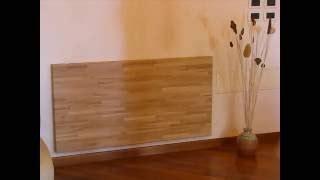 tavolo apri e chiudi tavolo a muro in legno con piano a ribalta tavolo con