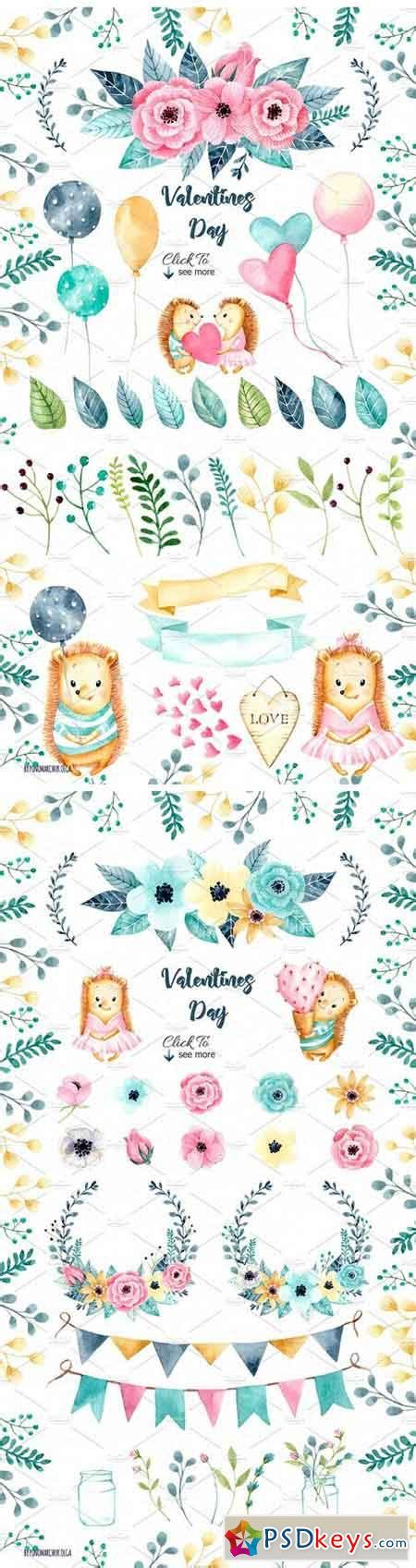 valentines day torrent s day 1236605 187 free photoshop vector