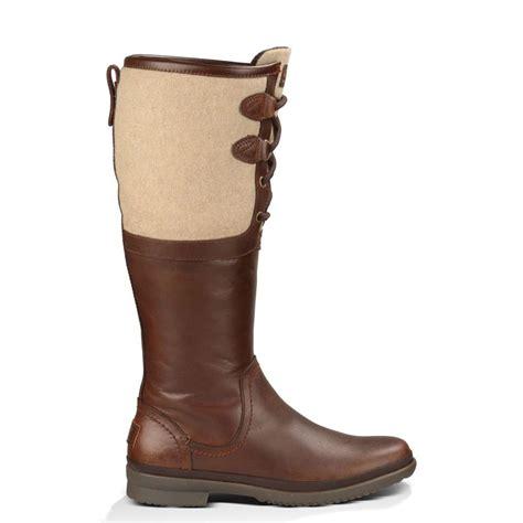 ugg australia elsa knee high boot top heels deals