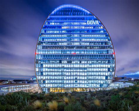 bbva headquarters herzog de meuron archdaily