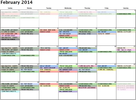 event calendar new calendar template site