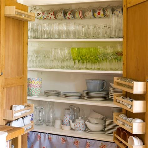 Country Kitchen Larder Cupboard larder style cupboard country kitchen ideas housetohome co uk