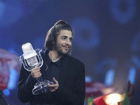 portugal s salvador sobral wins the 2017 eurovision song