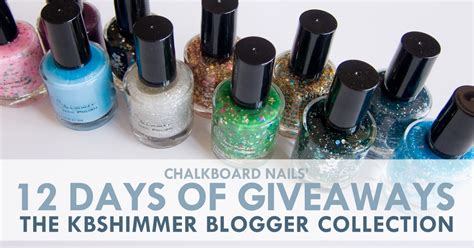 How Do You Get Ellen 12 Days Of Giveaways Tickets - 12 days of giveaways day 01 the kbshimmer blogger collection closed chalkboard