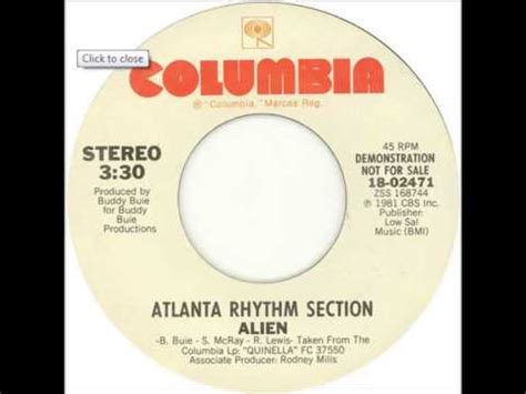 Full Download Atlanta Rhythm Section Alien Wmv