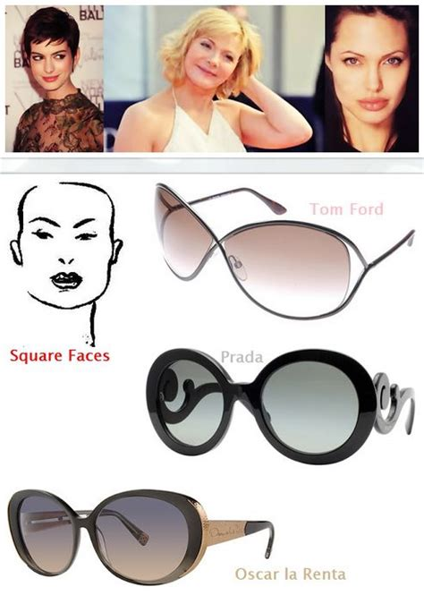 hairstyles for square face with glasses 42 best face shapes images on pinterest hair dos oblong