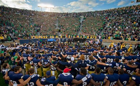 football section monthly top ten now with 20 more notre dame photography