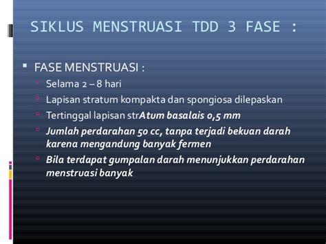 5 Hari Telat Menstruasi Siklus Menstruasi