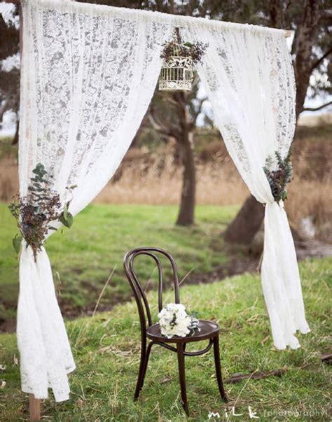 wedding arches arbors and chuppahs