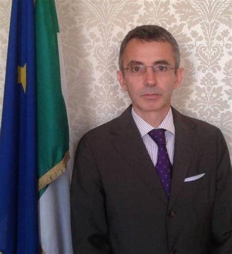 consolato italiano edimburgo il console