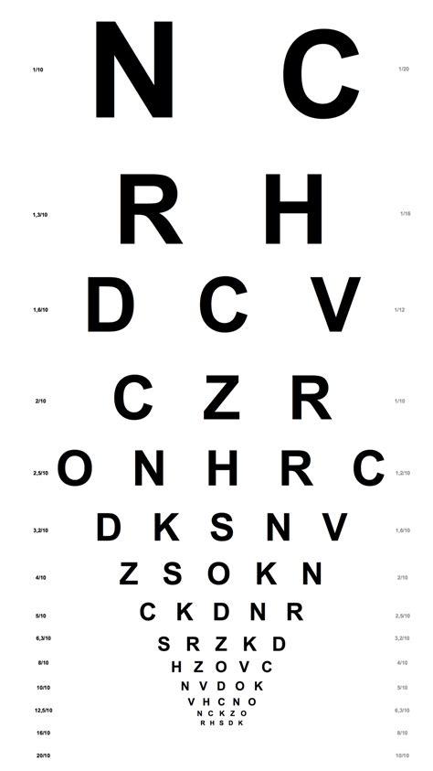 test vista test visivi reppucci ottici in avellino