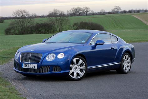 2003 bentley for sale bentley continental gt coupe 2003 2011 photos parkers