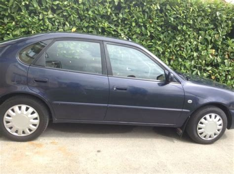 2000 Toyota Corolla For Sale 2000 Toyota Corolla For Sale For Sale In Athlone