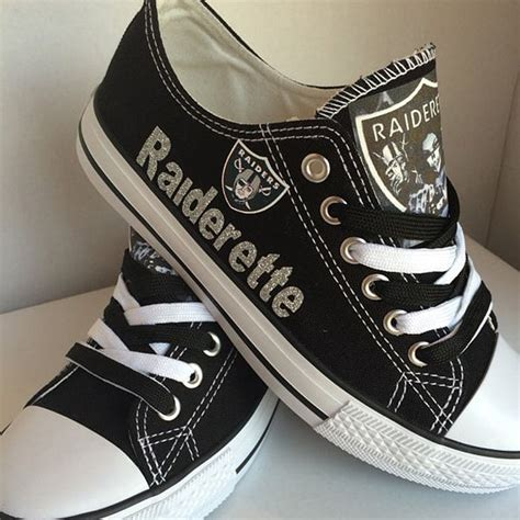 oakland raiders fan experience oakland raiders converse shoes http cutesportsfan com