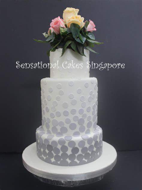 Wedding Cake Singapore by Wedding Cake Sensational Cakes Singapore