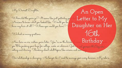 an atheists open letter to those praying for his son an open letter to my daughter on her sixteenth birthday