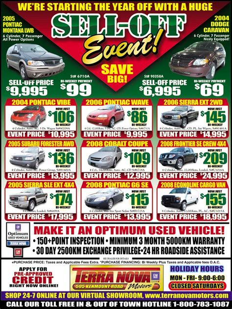 used car ads mike s advertising used car dealership
