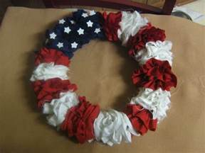multicultural crafts 4th of july wreath