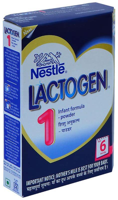Nestle Lactogen Buy Nestle Lactogen Stage 1 Refill 400 Gms India