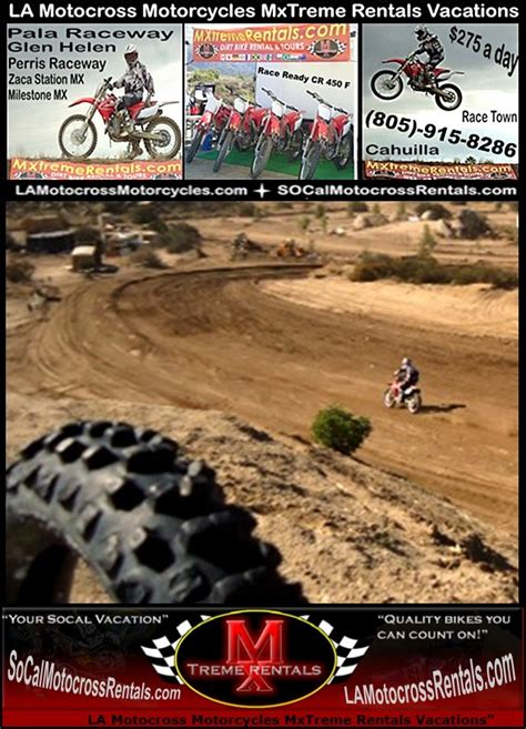 motocross bike hire carlsbad ca la motocross supercross dirt bike rentals los