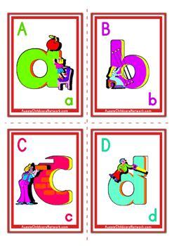 printable filipino alphabet flash cards alphabet flashcards lowercase alphabet aussie