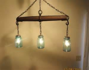 Light Bulb Pendant Chandelier Trees Hanging Lights And Jars On Pinterest