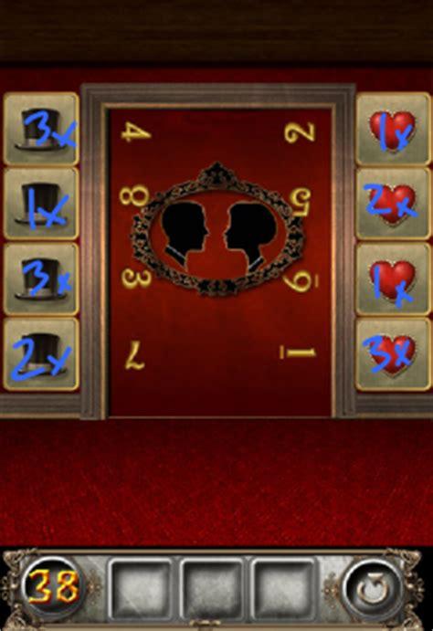 100 doors world of history level 38 the floor escape level 38 walkthrough
