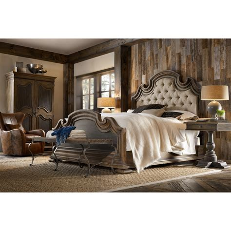 baers bedroom furniture hooker furniture hill country 5960 90866 multi fair oaks