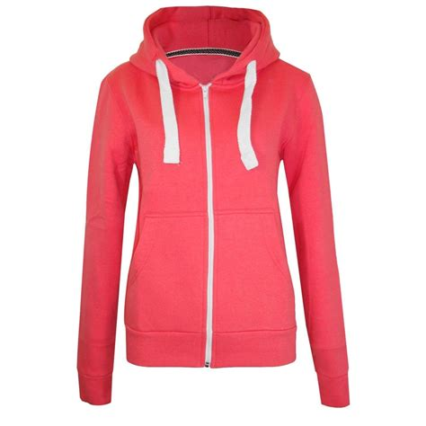 Hoodie Zipper Pimpstar 3 womens plain colour malaika hoodie sweatshirt zip up three xl size 3xl hooded